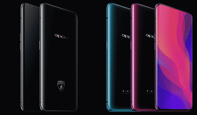 Oppo launches Oppo Find X