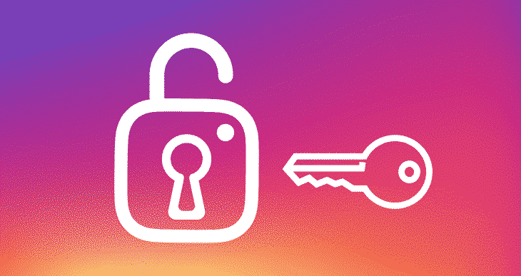 Instagram calls for more security in their 2 factor authentication