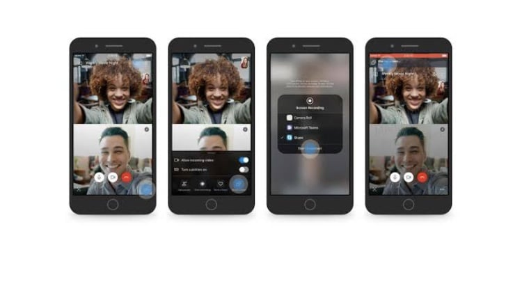 Skype will soon allow screen sharing feature for iOS and Android devices