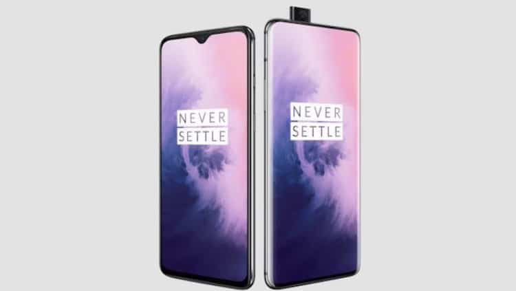 The OnePlus 7 series makes its debut