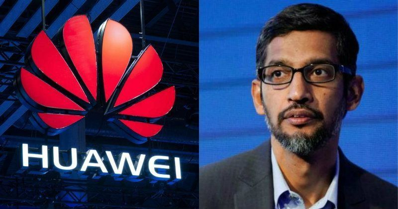 Google bans Huawei from Andriod and Play Store